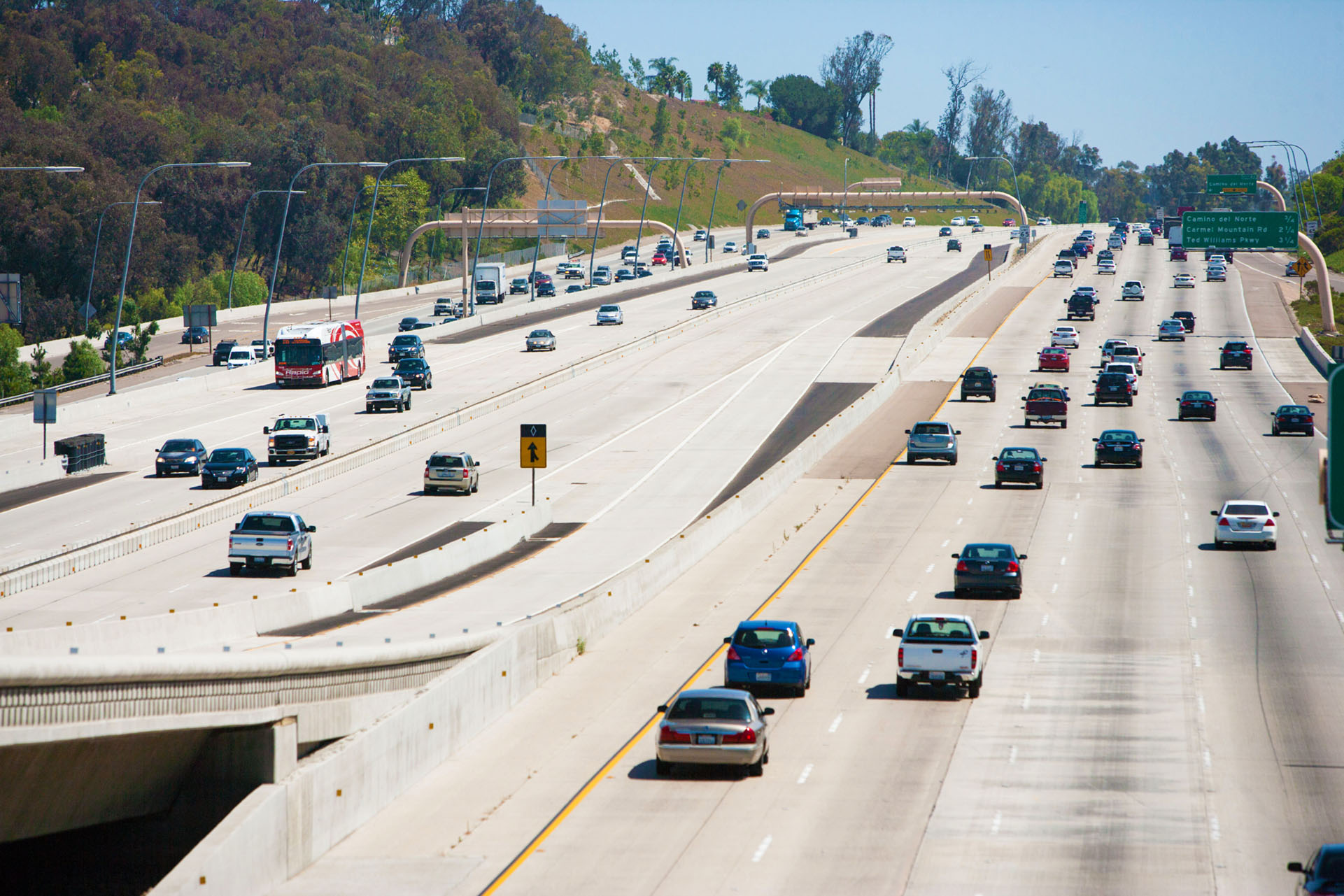 How to use the I-15 Express Lanes
